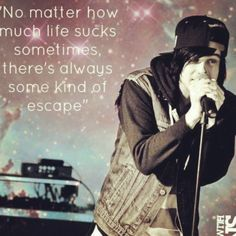 ... Quotes on Pinterest | Avenged sevenfold, Kellin quinn quotes and The