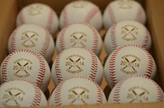 Custom Baseballs are a gift any baseball team, player, or coach will cherish! We can customize any baseball with your logo, team information, or a picture!