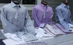 Magic Wear Apparel 100% cotton dress shirts