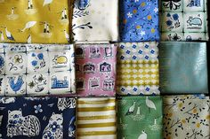 Modern Quilt Fabric for Less, Tilda in the US, Tilda in the USA, Romantic Bohemian Clothing Fabric Labels, Romantic Outfit, Modern Fabric, Fat Quarters, Gift Wrapping, Quilts, Stitch, Fabrics, Friends