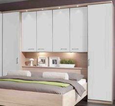 small master bedroom storage ideas | Open shelves or readymade ...