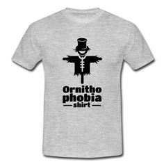 Ornithophobia-shirt