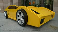 Ferrari or Lamborghini Bed