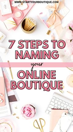 Starting An Online Boutique, Boutique Names, Work From Home Moms, Keep In Mind, Make More Money, Business Fashion, Business Ideas, Exercise, Unique