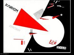 Neo-plasticismo, De Stijl - El Lissitzky