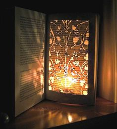 Found on etsy.com Book Paper Art Sculpture - Altered Book - Burn me. In Stock • €110 etsy.com