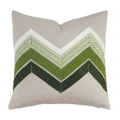 Barclay Butera Westlake Accent Pillow ($108) ❤ liked on Polyvore