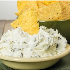 Cream Cheese, Onion and Chive Dip