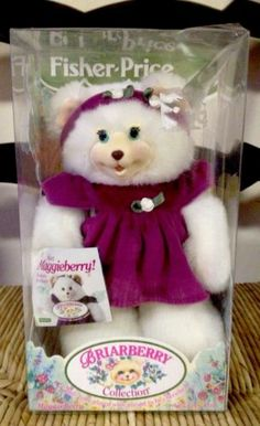 Briarberry Collection Bear Fisher Price Maggieberry New | eBay