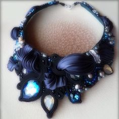 Serena Di Mercione Jewelry) | Iconosquare - shibori and soutache