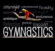 That's the way Gymnastics Quotes, Gymnastics Pictures, Sport Gymnastics, Gymnastics Stuff, Acro, Gym Frases, All About Gymnastics, Gym Quote, Thats The Way