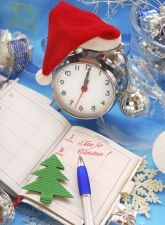 Organizando o Natal