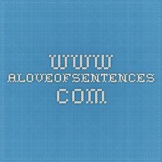 www.aloveofsentences.com
