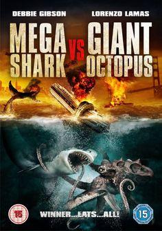 Megashark vs. Giant octopus poster