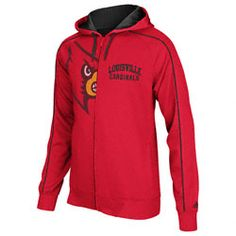 Louisville Cardinals Cardinal adidas Piping Full-Zip Hooded Sweatshirt $64.99 http://shop.uoflsports.com/Louisville-Cardinals-Cardinal-adidas-Piping-Full-Zip-Hooded-Sweatshirt-_1345562063_PD.html?social=pinterest_pfid52-89424