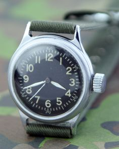 Elgin 1945 A-11 Military watch
