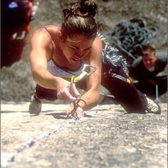 Rock Climbing: Top Women Climbers | Live Free, Rock Climbing and ...