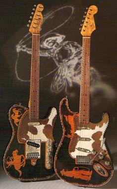 Fender CS - 94 Western Strat - Tele Set - Friday #250 ~ Strat-O-Blogster Guitar Blog
