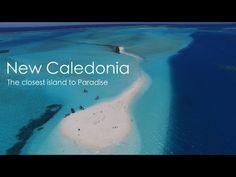 New Caledonia Drone ニューカレドニア ドローン 空撮 - YouTube