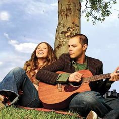 Jesse & Joy. Great singers! And they're siblings (: