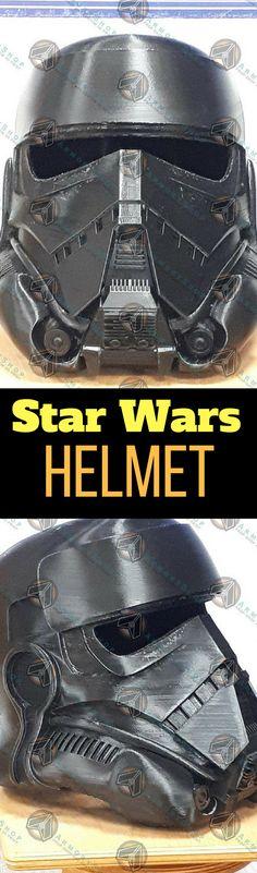 Imperial Patrol Trooper Helmet - Star Wars Cosplay #starwars #cosplay #trooper