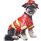Petco Fireman Halloween Dog Costume