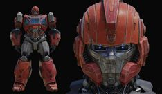 Transformers News: Concept art and closer looks of Cybertron bots from the Bumblebee film on Zavala's ArtStation Transformers Megatron, Transformers Characters, Transformers Bumblebee, Transformers Movie, Transformers Collection, Bee Movie, Robot Concept Art, Futuristic Art, Animation