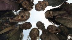 The Walking Dead. More about The Walking Dead here. Zombies The Walking Dead, The Walking Dead Saison, Walking Dead Season, Gale Anne Hurd, Walking Dead Characters, Netflix, Best Zombie, Zombie Movies, Film Serie