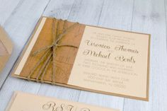 Vintage Travel Map Wedding Invitation - Travel theme wedding - Ivory and Brown Wedding    This suite is just perfect for a destination or