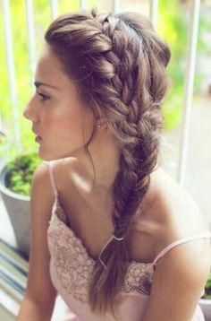 Beautiful things: Cabelo - tranças