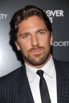 NHL goalie Henrik Lundqvist...I'll give it to the Rangers....their goalie is HOT