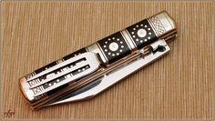 Kocsis Ferenc páros kés