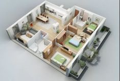√ Age In Place House Plans . 17 Age In Place House Plans . why Do We Need House Plan before Starting the Project 3d House Plans, House Layout Plans, Dream House Plans, Modern House Plans, House Layouts, Small House Plans, Modern House Design, Apartment Layout, Apartment Plans