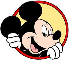 Clip art of Mickey Mouse peeking through Arte Do Mickey Mouse, Minnie Mouse Drawing, Mickey Mouse Drawings, Mickey Mouse Pictures, Mickey Mouse Tattoos, Mickey Mouse Wallpaper, Mickey Mouse And Friends, Mickey Mouse Birthday, Disney Wallpaper