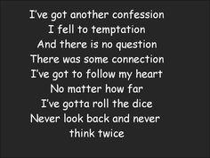 Papa Roach - To Be Loved Lyrics