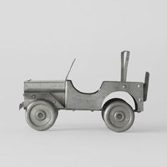 """An exhibition at Château de Boisbuchet is presenting """"naked"""" aluminum objects from Japan, thereby portraying an episode of cultural history and the qualities of anonymous Japanese design. Antique Toys, Vintage Toys, Little Star, Little Boys, Single And Happy, Small Boy, Exhibition, Toy Craft, Designer Toys"""