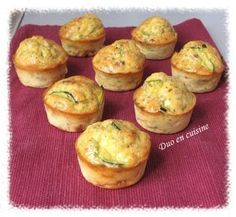 Brunch Recipes 39607 Small zucchini flans with mustard Easy Brunch Recipes, Healthy Breakfast Recipes, Baby Food Recipes, Healthy Brunch, Brunch Food, Brunch Party, Recipes Dinner, Healthy Recipes, Crockpot Recipes