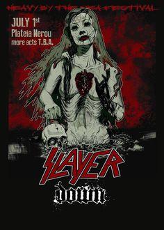 Slayer, Down ~ Heavy by the Sea Festival