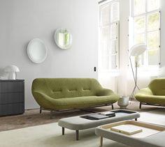 COSSE, Sofas Designer : Philippe Nigro | Ligne Roset
