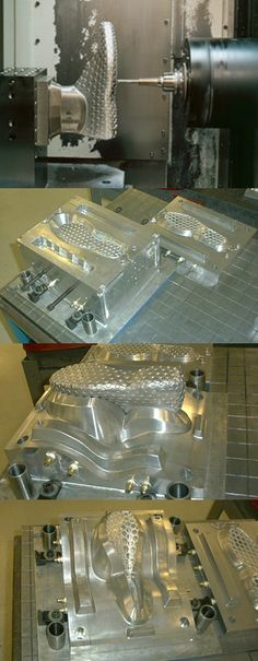 (Injection Moulding Marc Newson, Nike Zvezdochka Tool)
