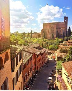 Siena, Toscana, Itália