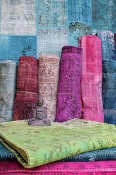 Just Discovered These BEAUTIFUL Over Dyed Rugs :) Must Have!