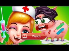 Fun Animal Care Pet Vet Clinic Animal Hospital Doctor Game Funny Video Gameplay  Fun Animal Care Pet Vet Clinic Animal Hospital Doctor…