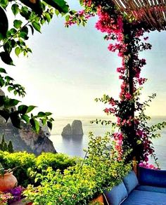 Jaw Droping Lovely Place To Visit, Capri – Italy