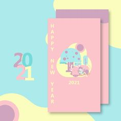 red packet 2021 on Behance New Year Illustration, Red Packet, Happy New Year, Adobe Illustrator, Behance, Creative, Art, Art Background, Kunst
