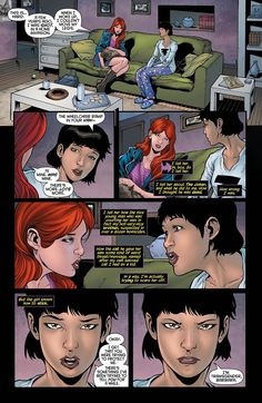 "Get ready for a big surprise Batgirl fans, as in today's newly released ""Batgirl #19″ we learn that Barbara Gordon's roommate, Alysia Yeoh, is transgender. Comics have, of course, always been incredibly LGBTQ-friendly, and there are many major gay characters, but Alysia will be the first transgender character in a comic. We took some time to talk about this all with the comic's writer, Gail Simone, exclusively for NewNowNext."