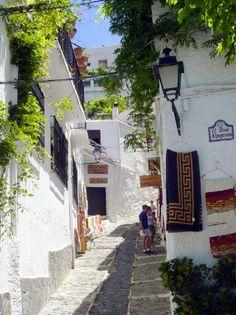 Pampaneira (Alpujarra Granada)