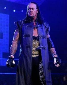 Undertaker as World Heavyweight Champion