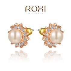 Серьги-гвоздики ROXI Earring121244 2020269250