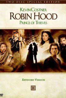 The idea of Robin Hood is very romantic.  He was an outlaw who cared about people, he loved Maid Marrian, and he was brave.  Not to mention that when he played Robin Kevin Costner was a hunky man.